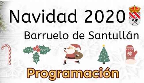 programa_ actividades de Navidad 2020 en Barruelo de Santullán